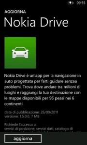 Вышло новое обновление приложения Nokia Drive