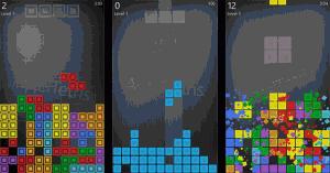 Обзор игры AccelTetris
