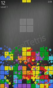 AccelTetris для WP7