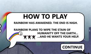 Обзор игры Rainbow Rapture