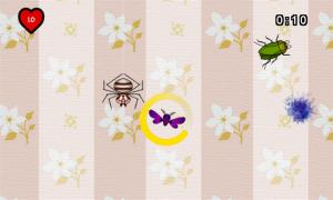 Обзор игры BugBuster - давим насекомых