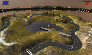 Race And Battle для WP7