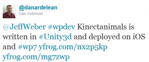 Microsoft использует движок Unity3D для своих игр