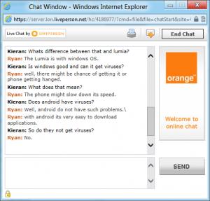 На Windows Phone могут быть вирусы, а на Android - нет