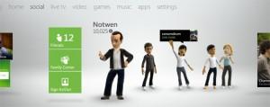 Новый интерфейс Xbox Dashboard