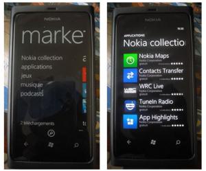 Nokia заняла свое место в Marketplace