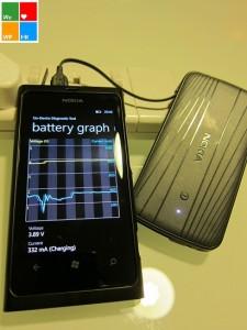 Nokia DC-11K Mobile Charging Unit