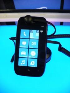 Nokia Lumia 800 в Варшаве