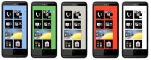 Прошивка DeepShining на HTC HD7