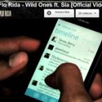Nokia Lumia 710 в последнем видео Flo-Rida