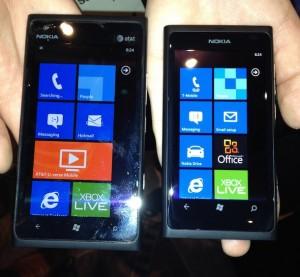 Reuters: Nokia представит два WP7-смартфона в понедельник