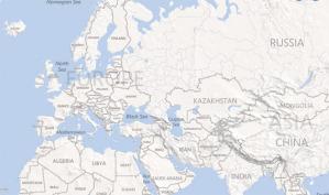Bing Maps и Nokia представили унифицированный дизайн карт