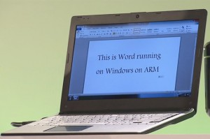 Office в Windows 8 для ARM