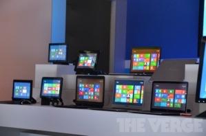 Минимальные системные требования для полноценной работы Windows 8