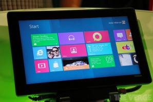 Планшетник на Windows 8 с nVidia Tegra 3