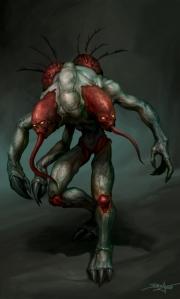 Doom 3 Maggot
