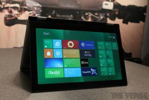 Компания Lenovo станет первым производителем планшетов на базе Windows 8