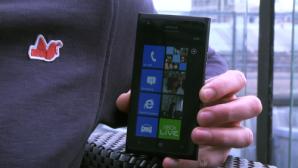 Плитки в Lumia 900