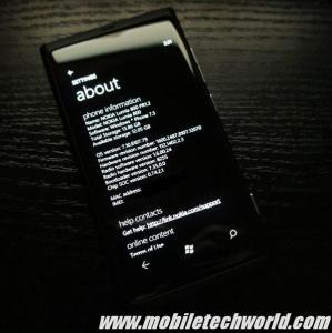 Новое firmware-обновление для Nokia Lumia 800 исправляет множество проблем