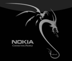 Татуировка Nokia