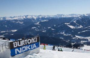 Чемпионат по сноуборду Burton