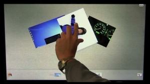 У планшетников с Windows 8 будут улучшенные тачскрины