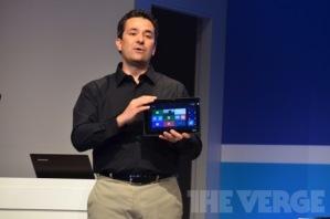 Планшетники с Windows 8 на основе архитектуры ARM