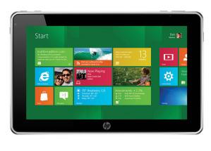 Планшетники с Windows 8 от HP