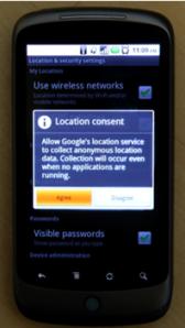 Юрист требует Google заменить ему Android-девайс на WP-смартфон