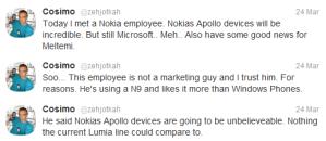 Nokia представит осенью нечто невероятное