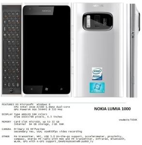 Nokia Lumia 1000