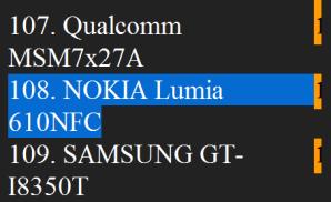 NFC в Nokia Lumia 610