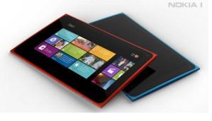 Nokia официально подтверждает работу над планшетов на базе Windows 8