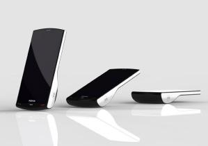 Nokia готовит смартфон революционного дизайна