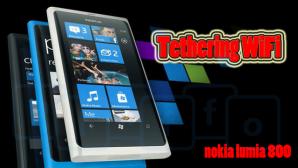 Тетеринг у Nokia Lumia 800 появится уже на этой неделе?