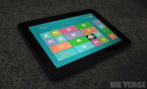 Windows 8 Consumer Preview на планшетнике ViewSonic