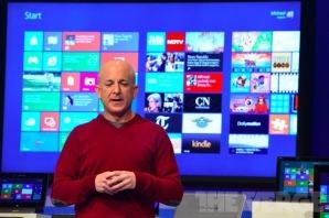 Windows 8 Consumer Preview скачали более миллиона раз за один день