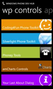 WinPhone DevHub