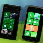 Видеосравнение Nokia Lumia 900 и HTC Titan II