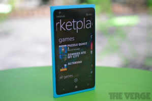 Nokia Lumia 900 Marketplace