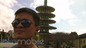 Фотография, снятая HTC One X