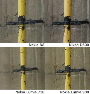 Тест камеры Lumia 900