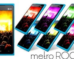 Обои Metro Rock для Nokia Lumia