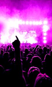 Metro Rock Purple