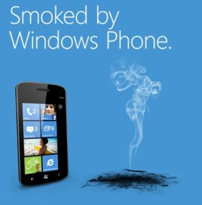 Smoked by Windows Phone в Германии