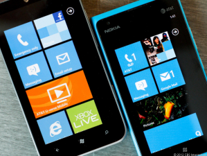HTC Titan II vs Nokia Lumia 900