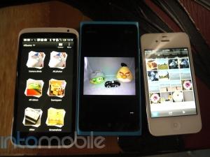 Сравнение фотокамер Nokia Lumia 900, iPhone 4S и HTC One X