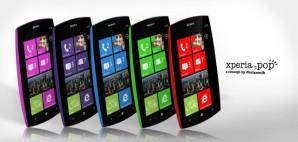 Sony Xperia на базе Windows Phone