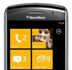 Windows Phone на BlackBerry