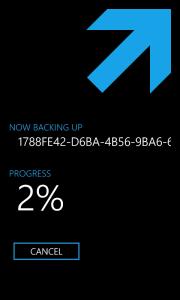 Полный бэкап Windows Phone